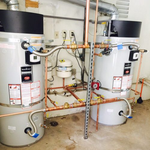 Commercial Water Heater Installation NV