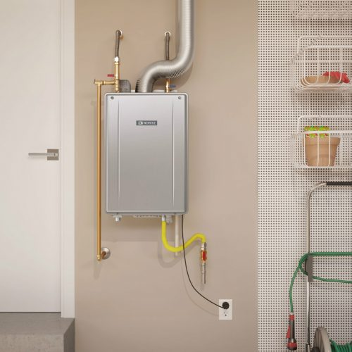 space saver tankless water heater
